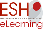 logo of EUROPEAN SCHOOL OF HAEMATOLOGY